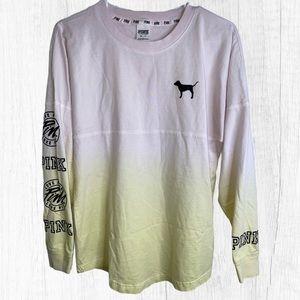 Love PINK Victoria's Secret Ombré T Shirt